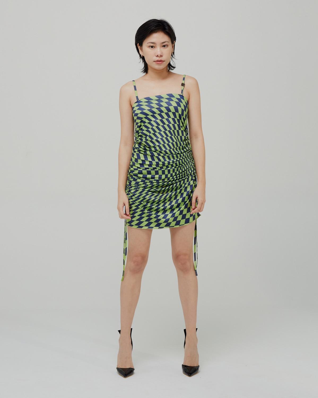 BD Warp Mojito Dress