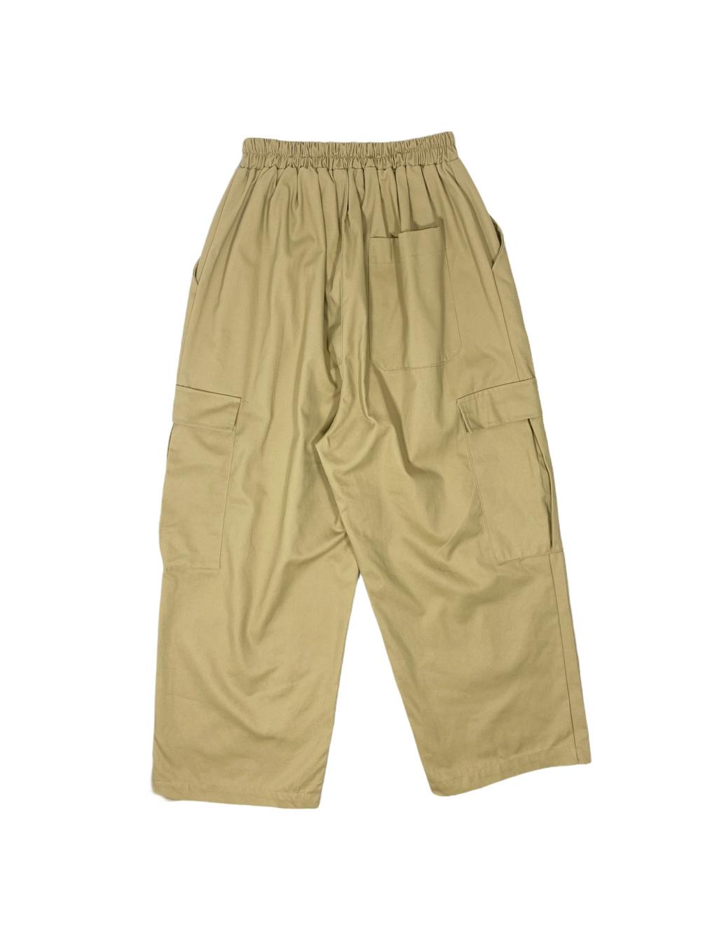 B & G Cargo Pants (Beige)