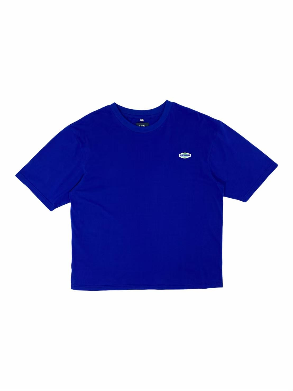 Frank Logo Tee (Blue)