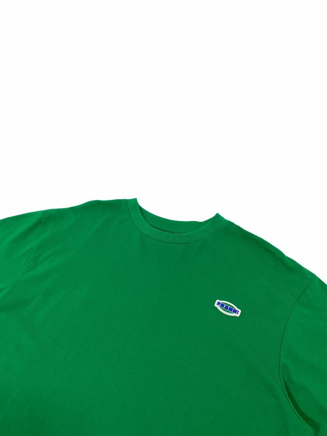 Frank Logo Tee (Green)