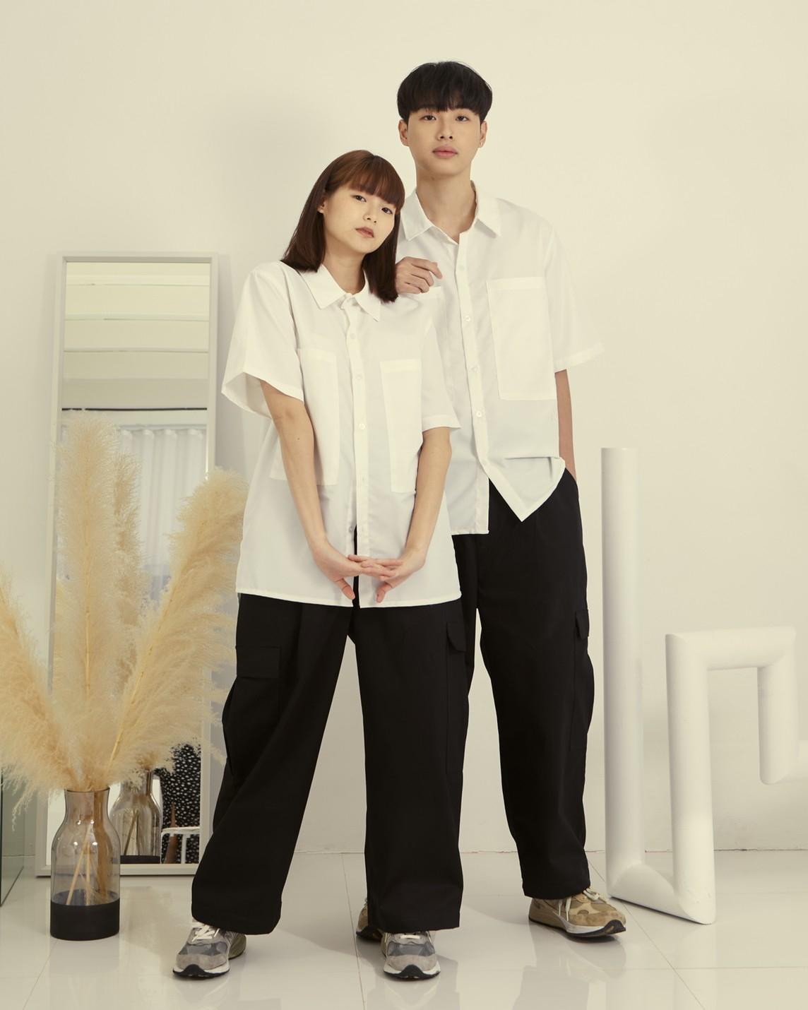 B & G Duo Pocket (Milk)