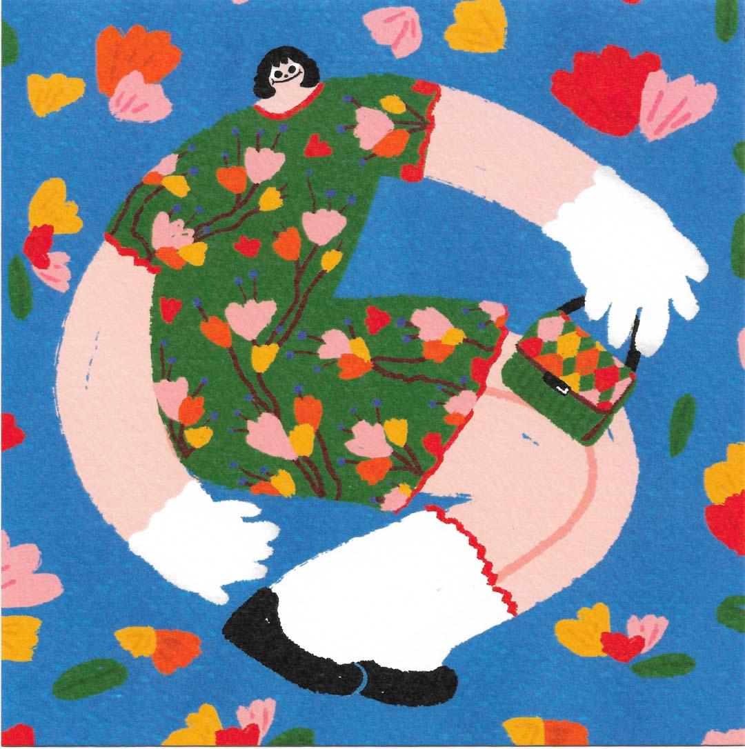 Flora Dress Girl