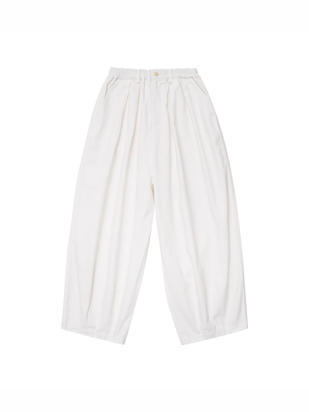 BIGBOIII Pants (White)