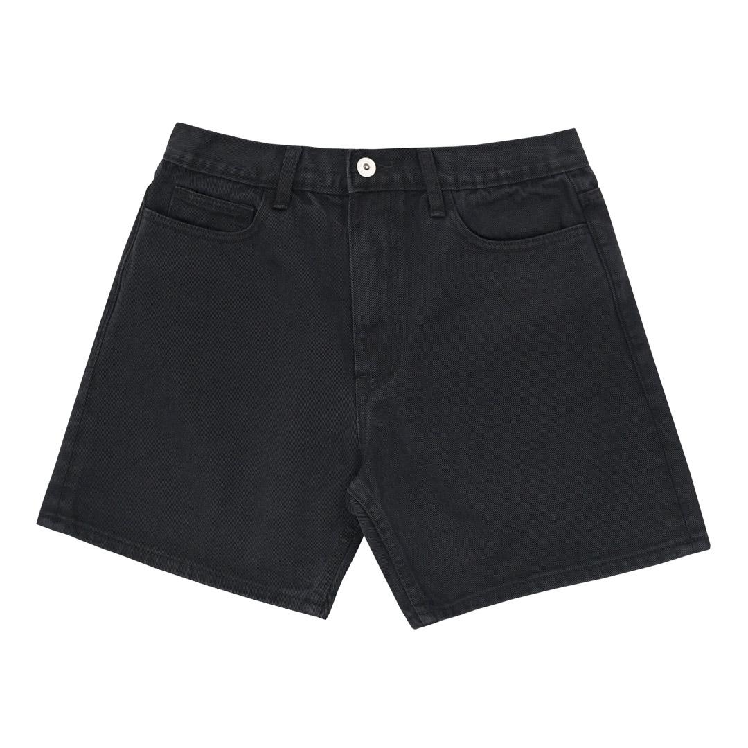 CIII Denim Shorts (Black)