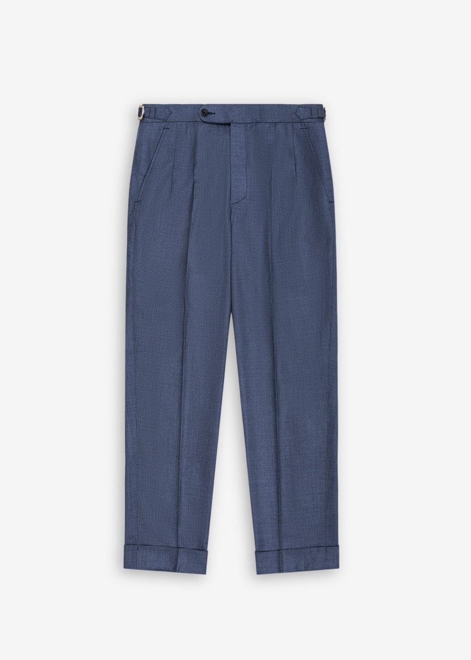 Rags And Lace Wool Pants (Aegean)