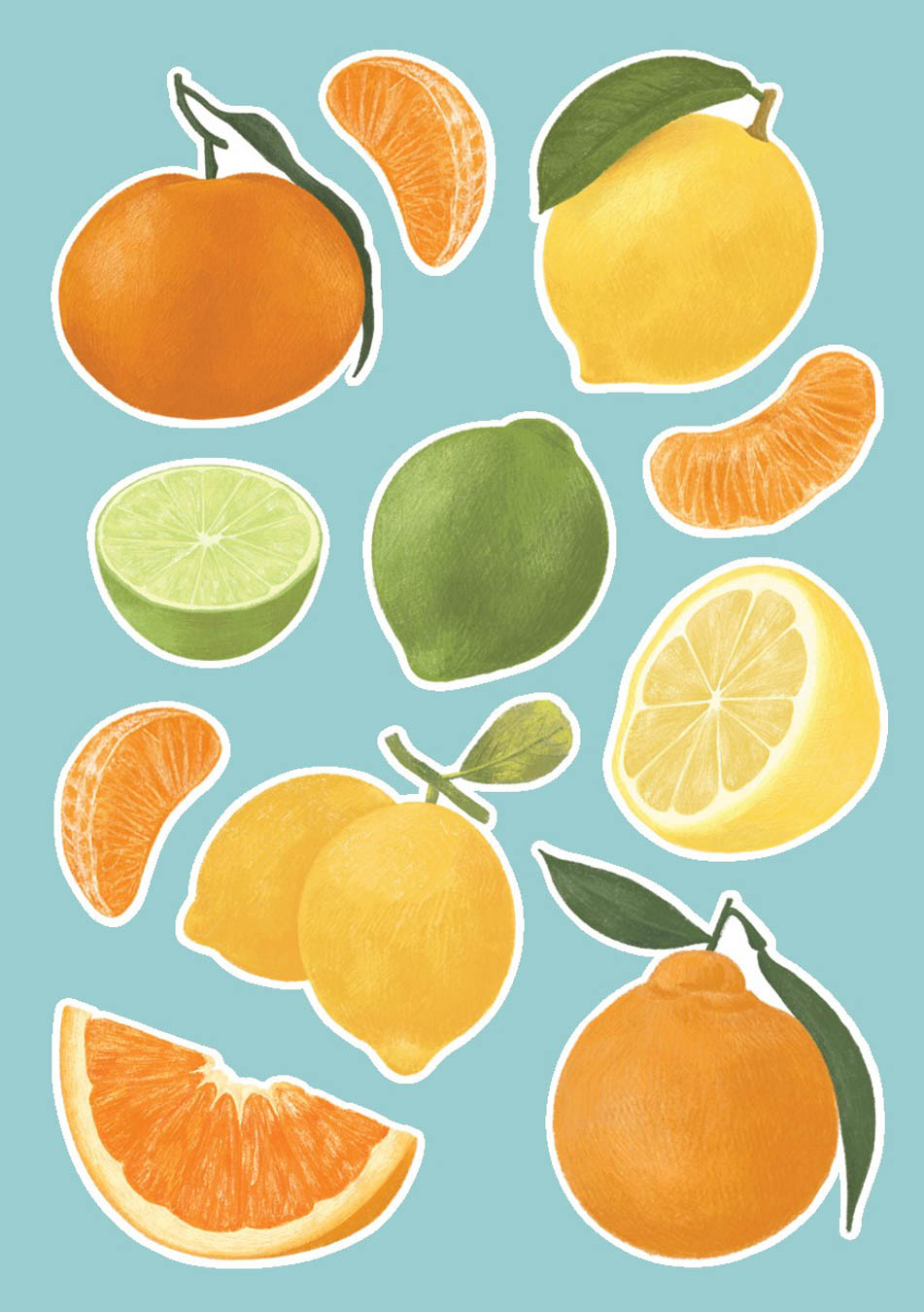 You Can Citrus Me