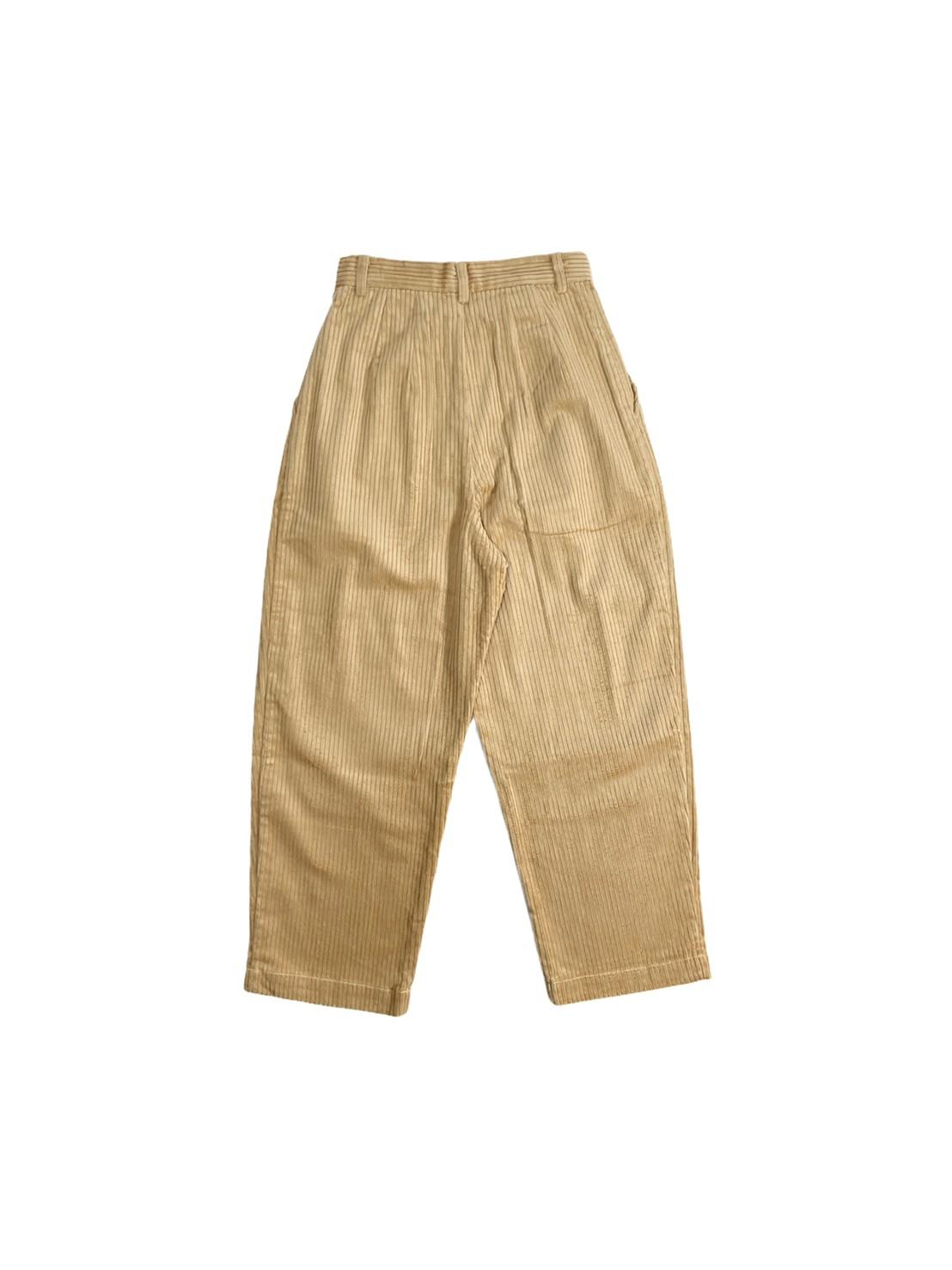 Corduroy Mensy Trousers (Orange)