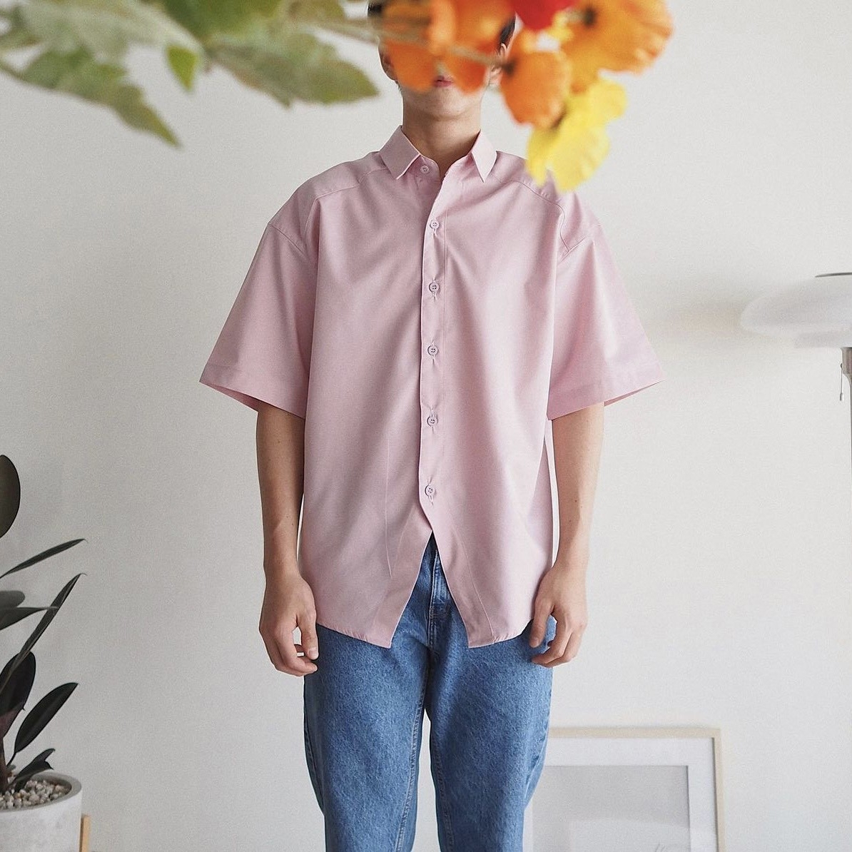 Crepe Incubus (Soft Pink)