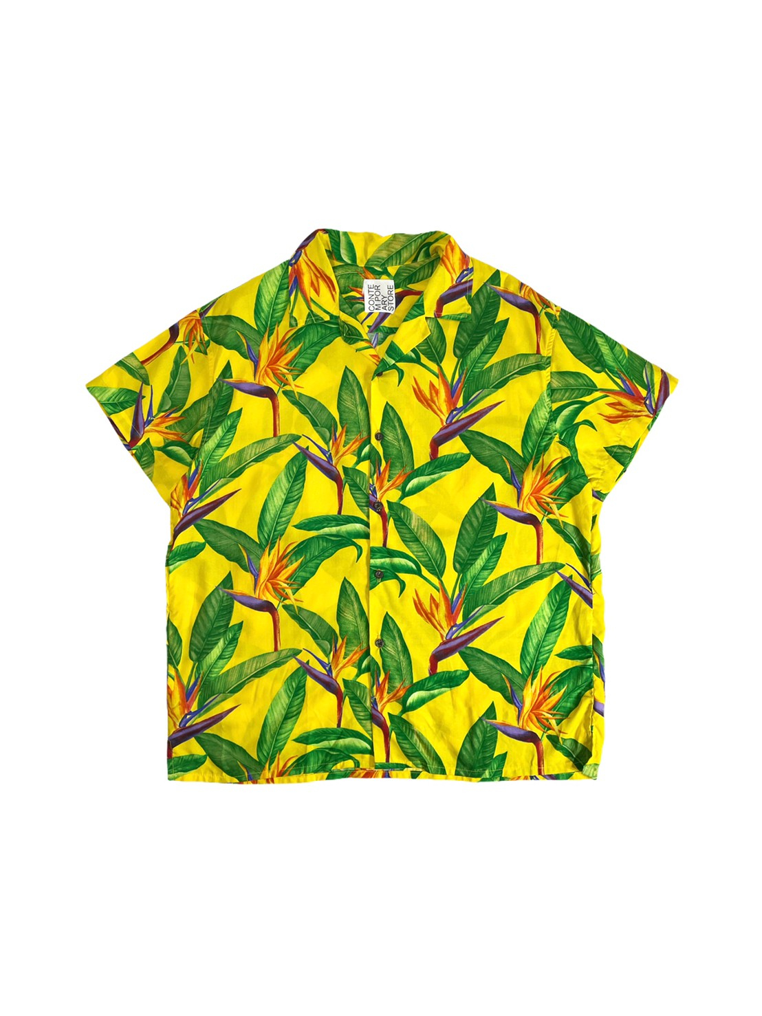 Bird of Paradise Set (Yellow)