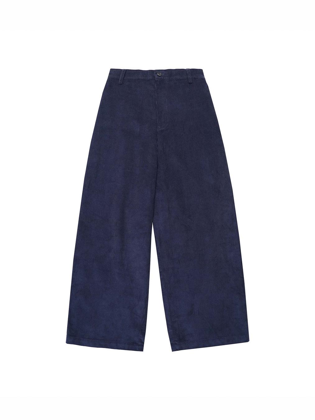 BAGGYBOI Corduroy Pants (Navy)