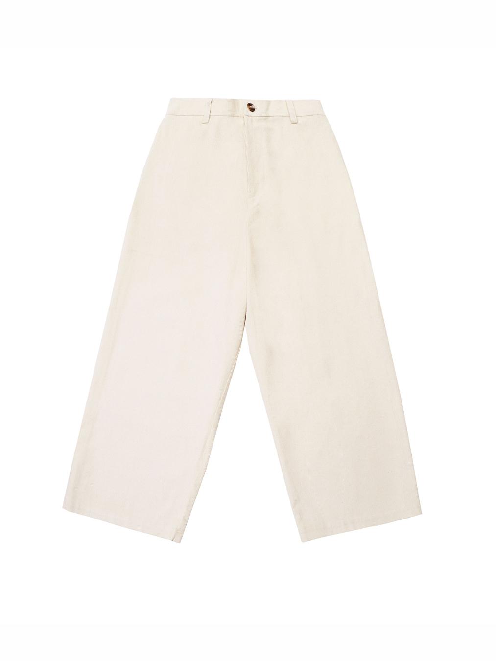 BAGGYBOI Corduroy Pants (Oatmeal)