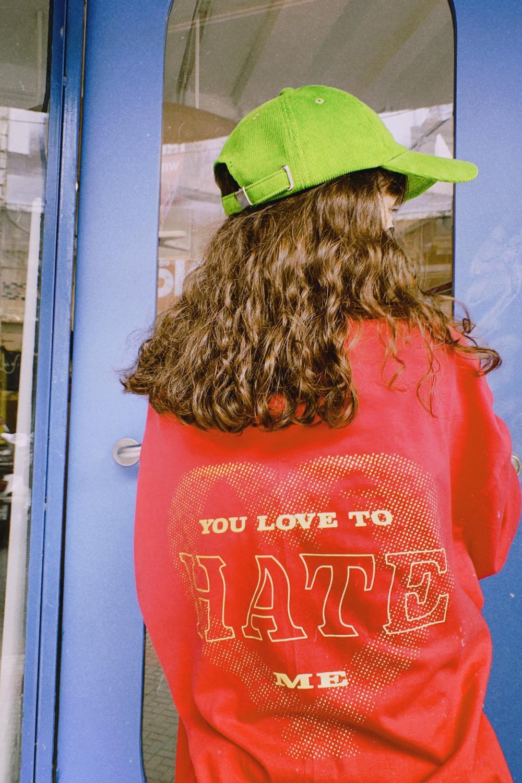 Hate Love Tee