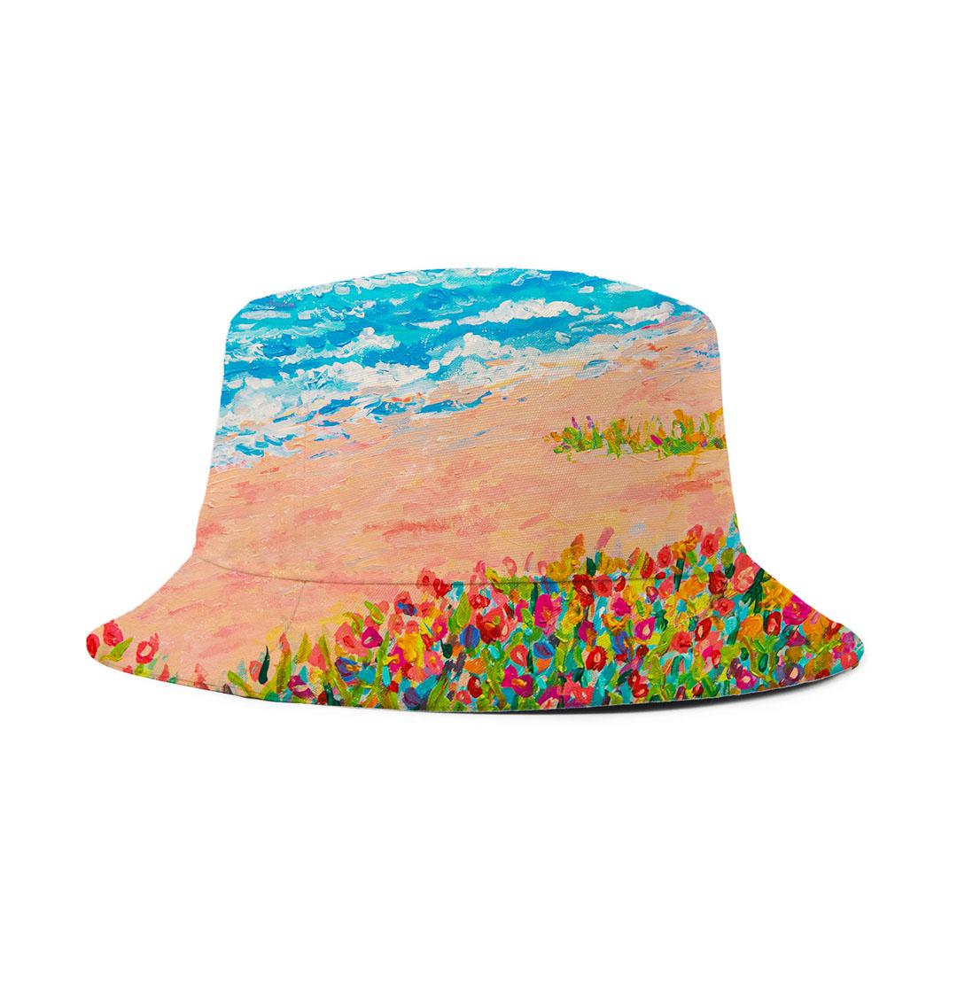 Bucket Hat (Dancing Flowers)