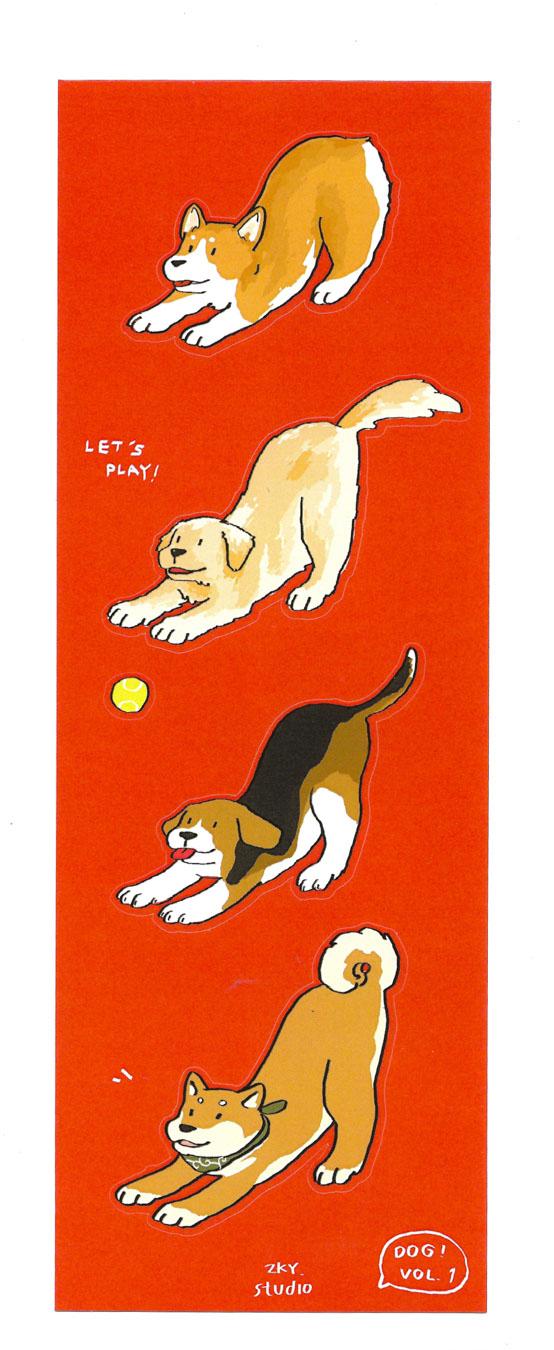 Dogs Vol.1