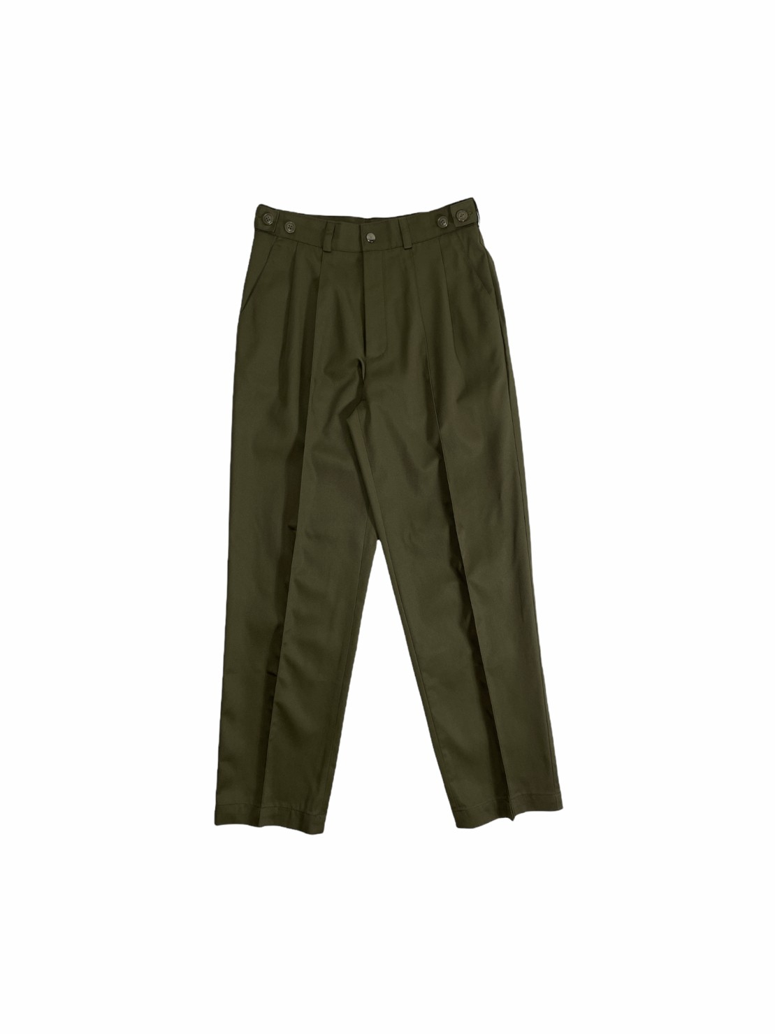 FRANK! Officer Trousers (Russian Green)