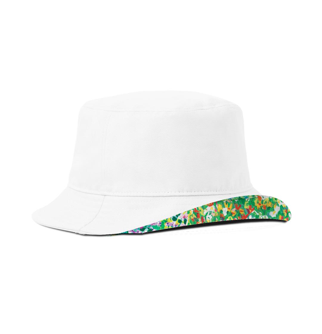 Bucket Hat (Green Garden)