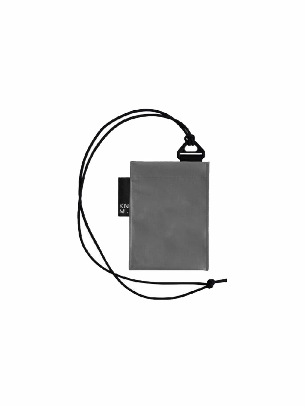 Pass Card Holder Strap (Smoke)