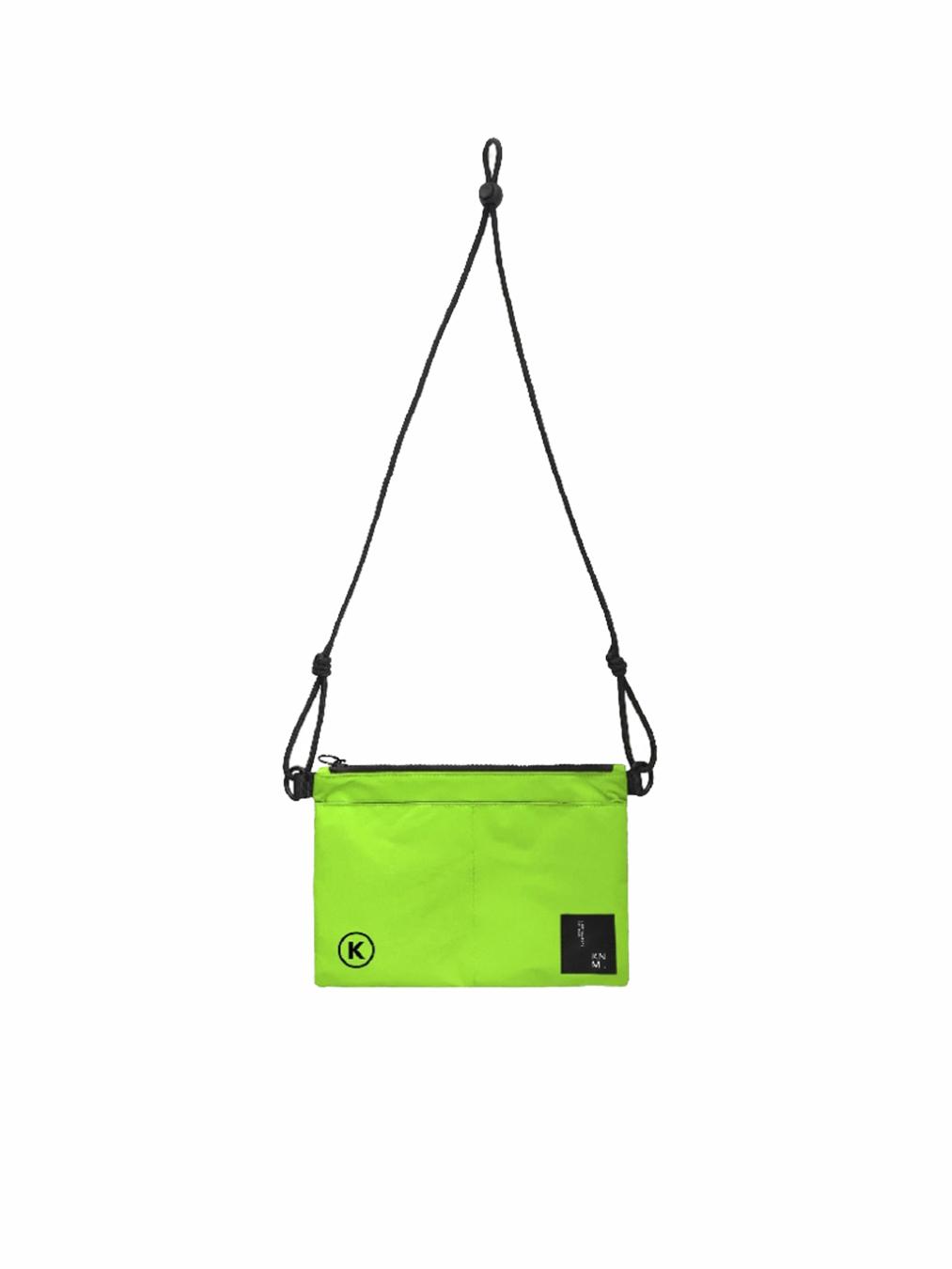 Budder Bag (Green Neon)