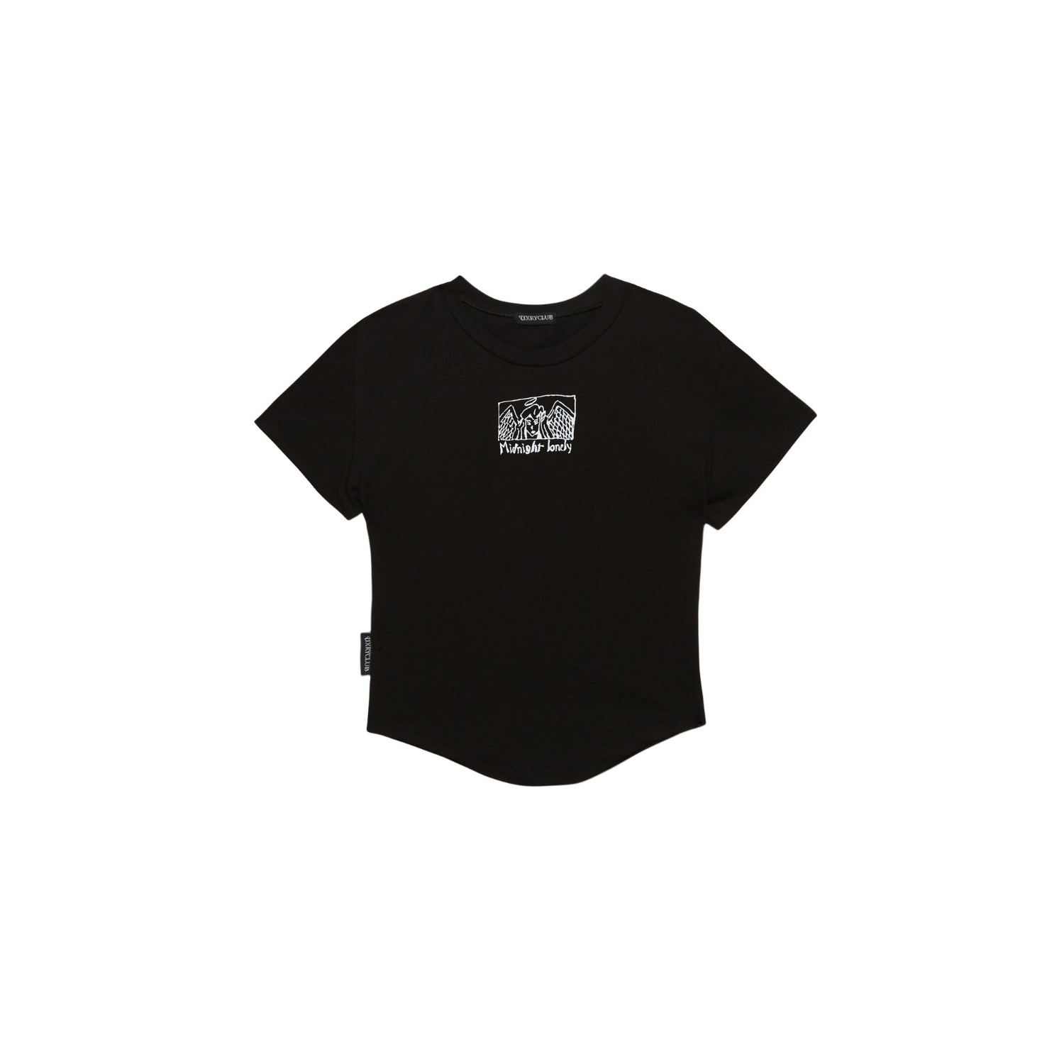Witch Craft Baby Tee (Black)