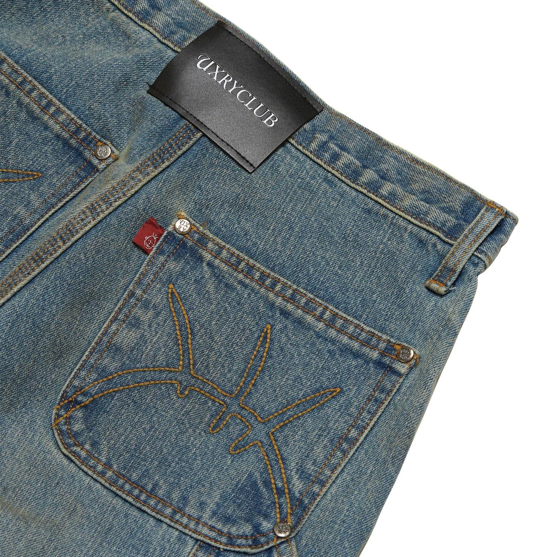 UXRY Double Knee Jeans