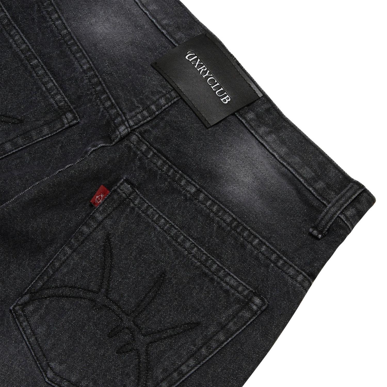UXRY Super Black Baggy Jeans