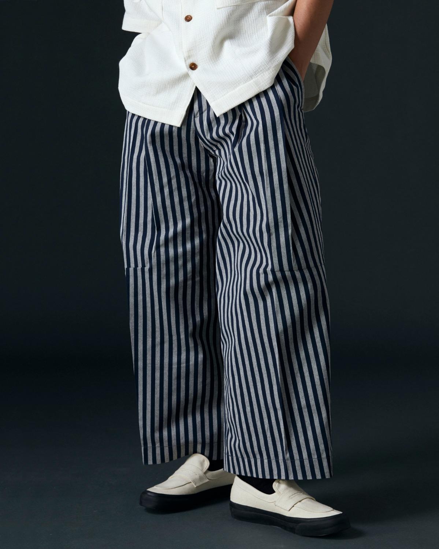 Baggy Pants (Stripe)