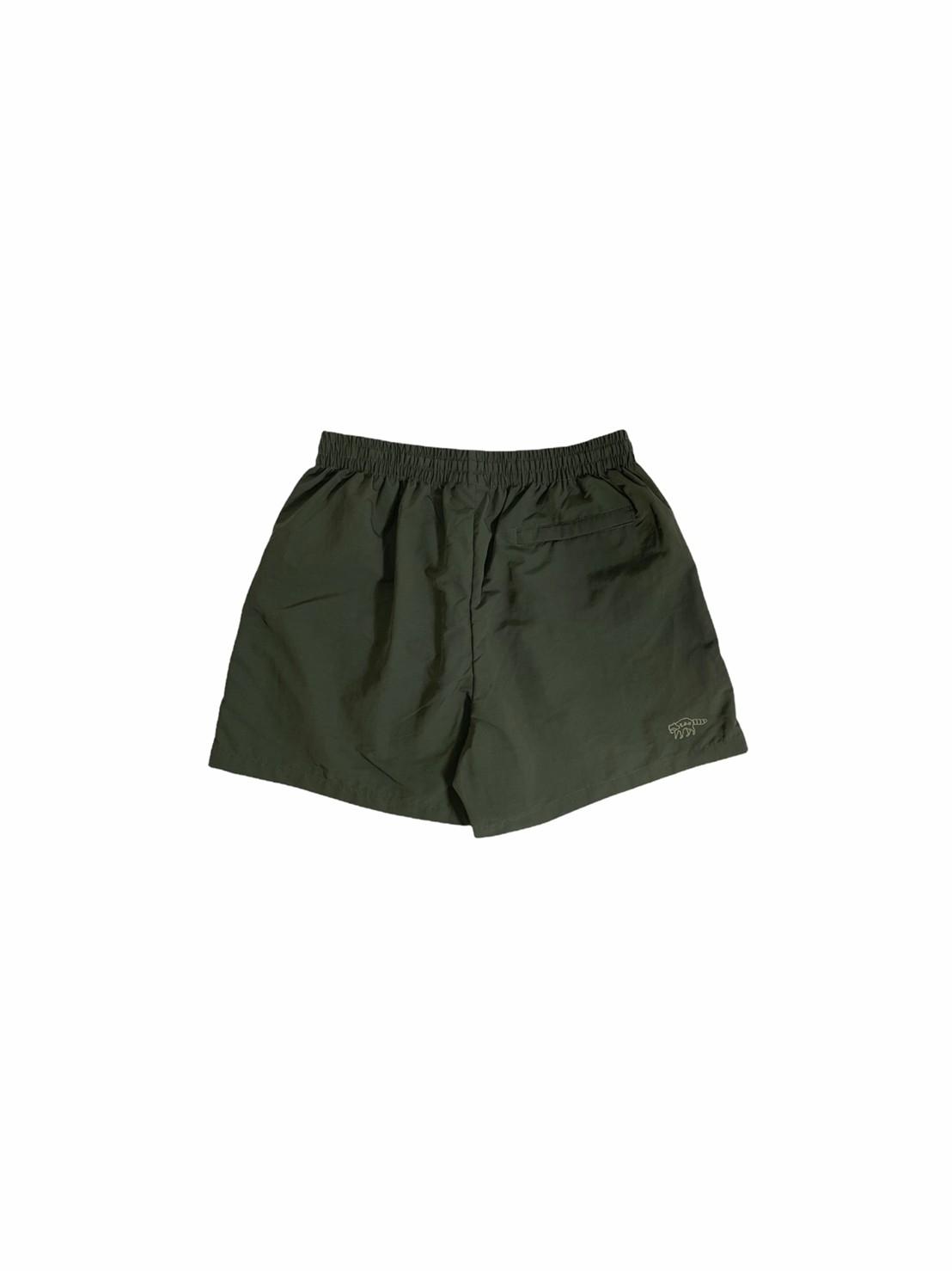 Nylon Outdoor Shorts (Green)