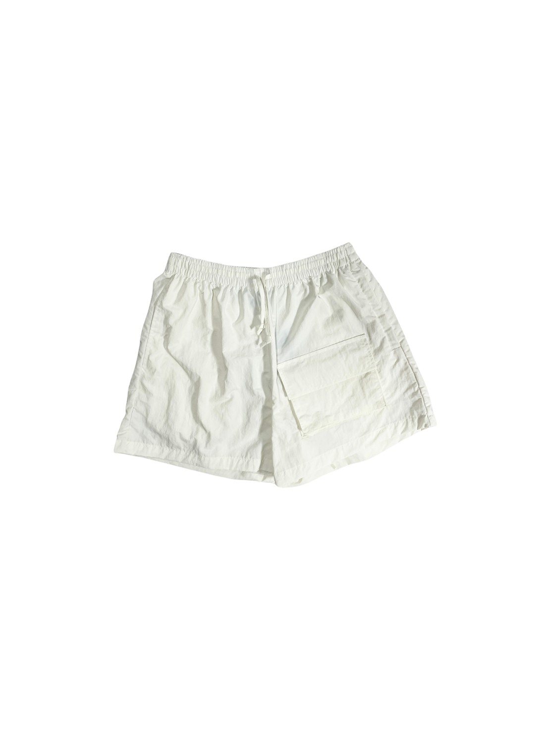 Nylon Outdoor Shorts (Off white)