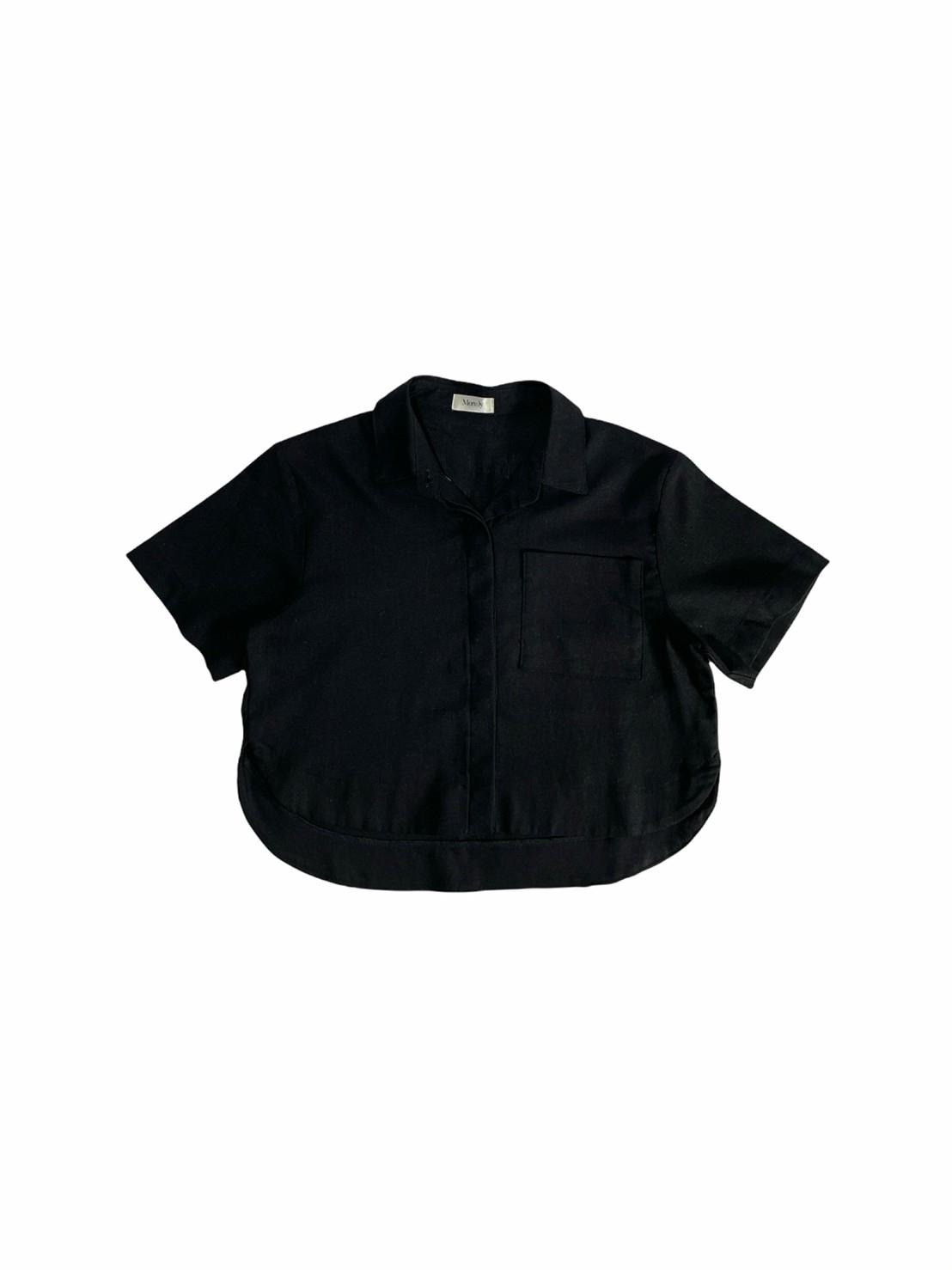 Ivy Shirt (Black)