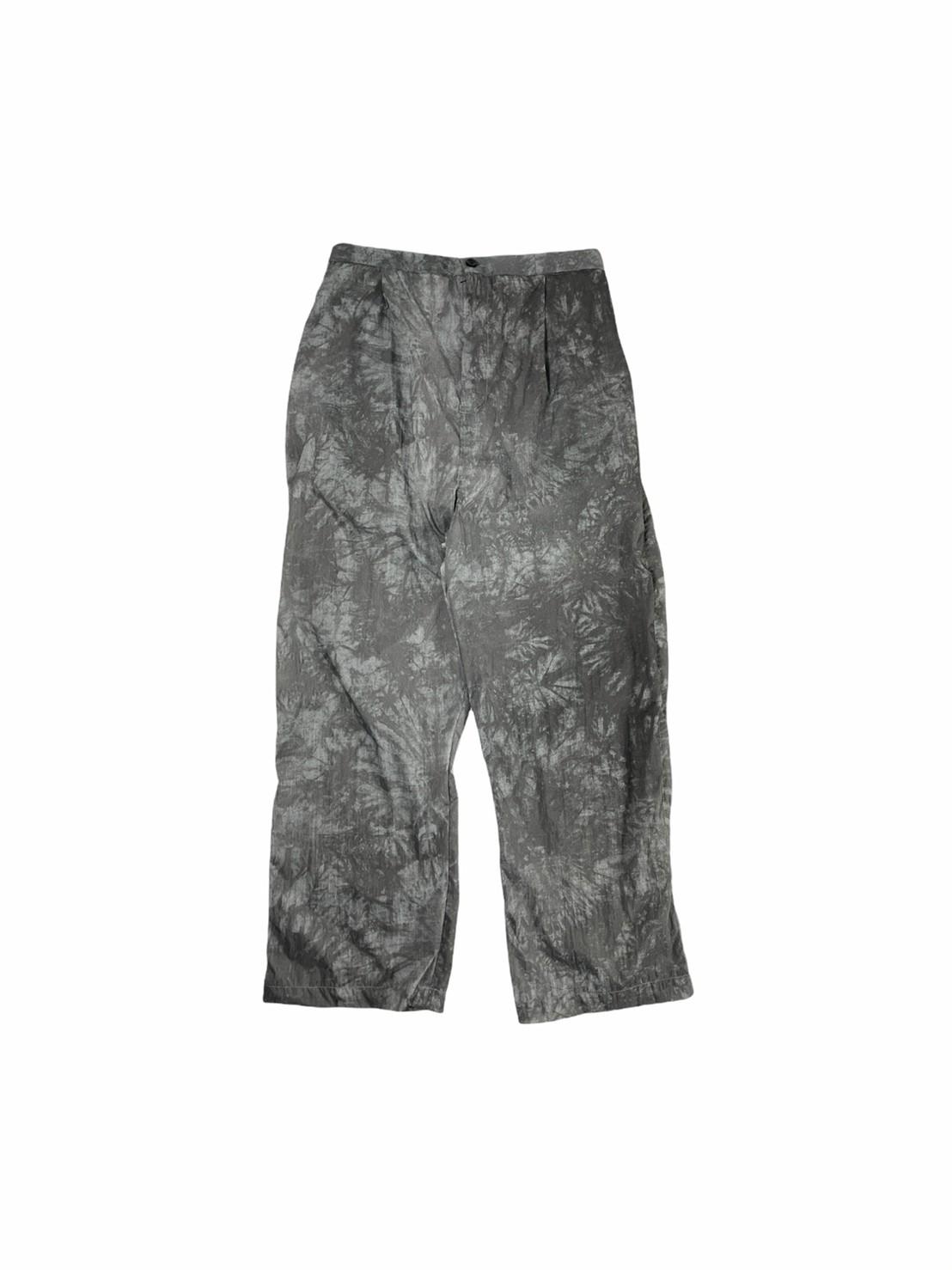 Summer Print Lightweight Nylon Pants