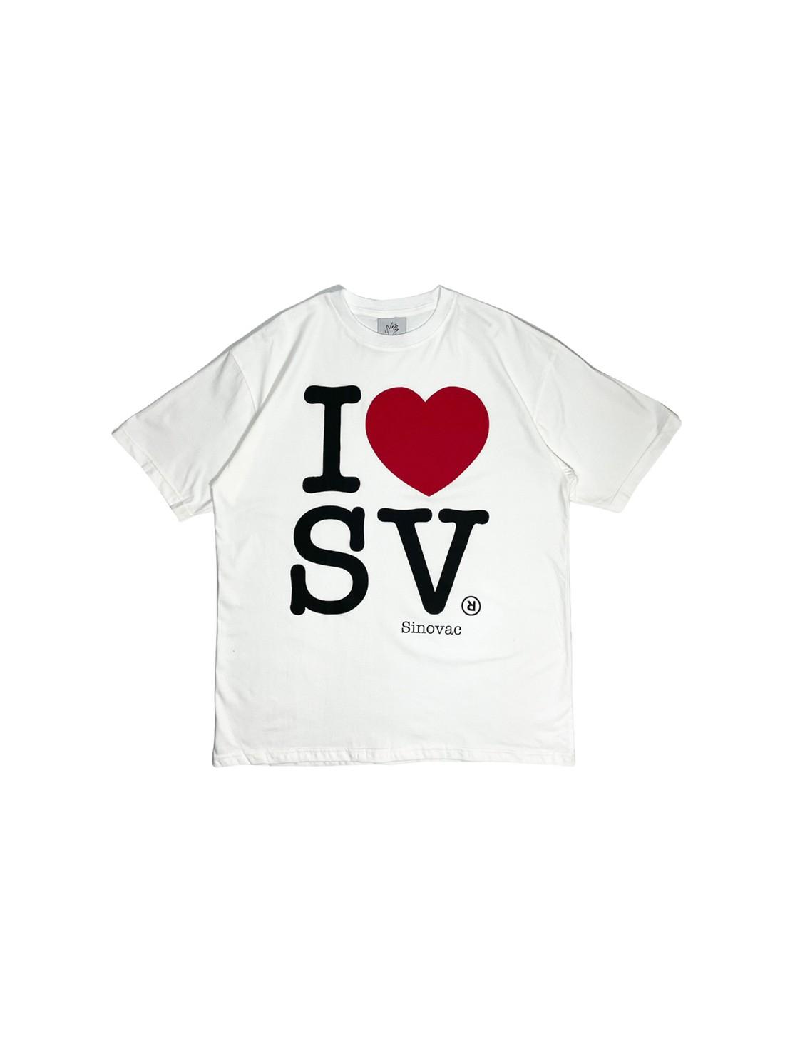 I Love SV Tee