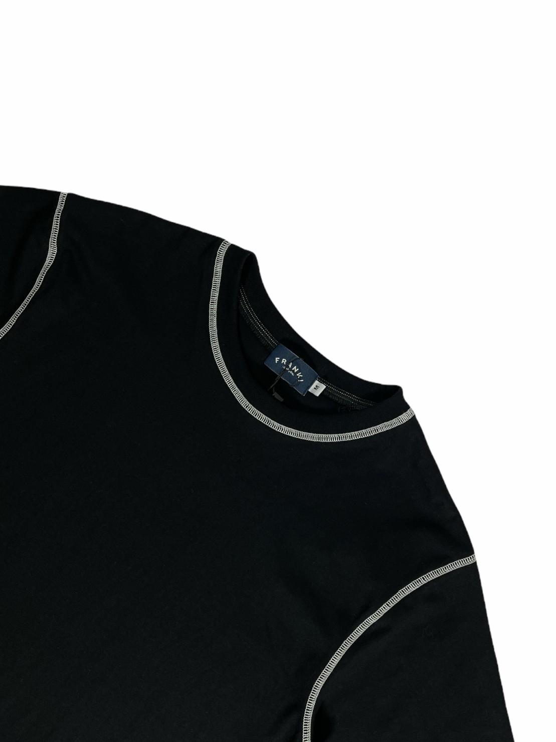 New FRANK! Logo Tee (Black)