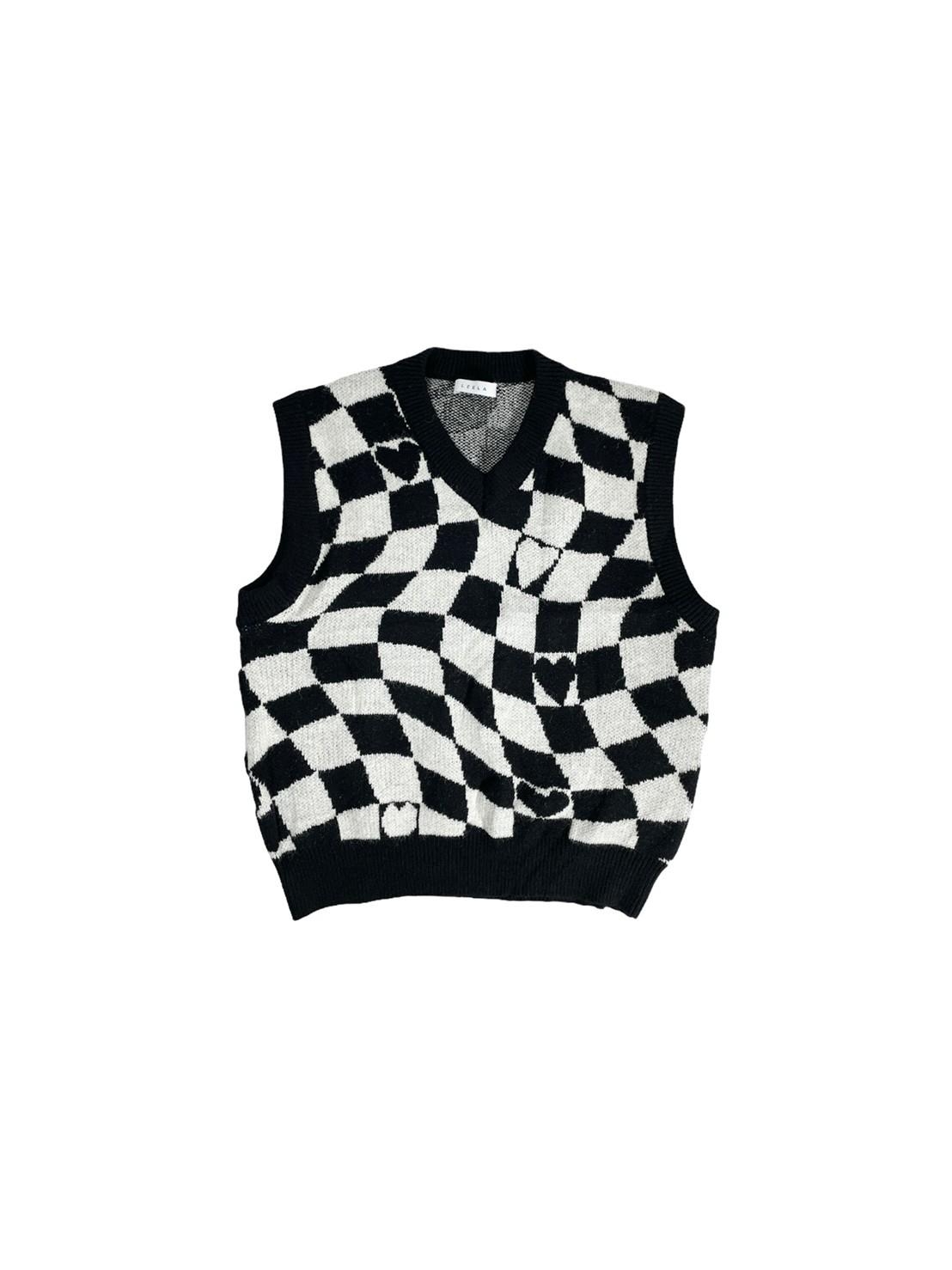 Checker Heart