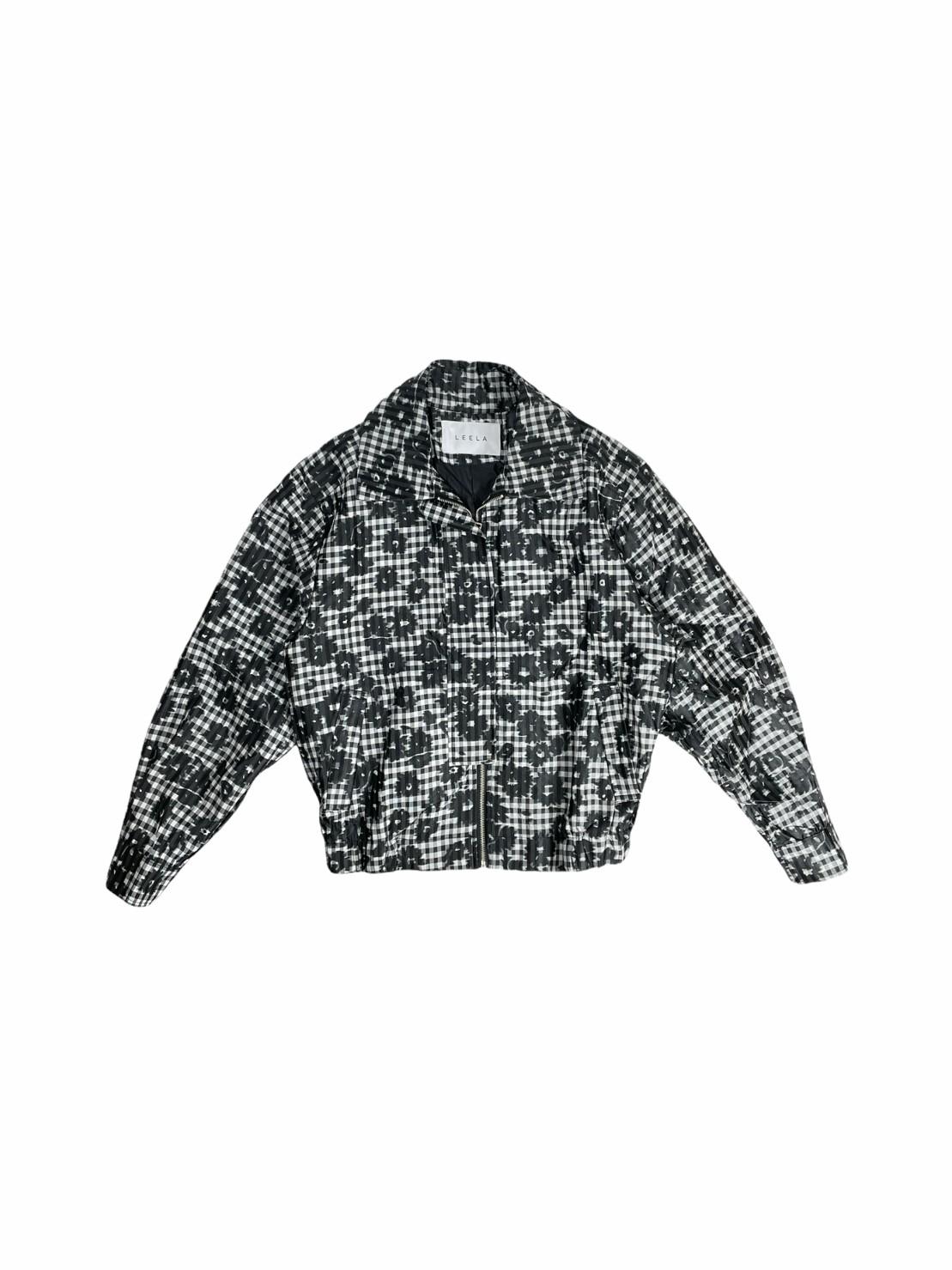Bomber Flower Jacket