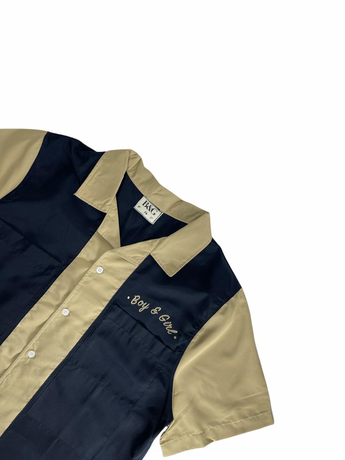 B & G Retro Shirt (Brown)