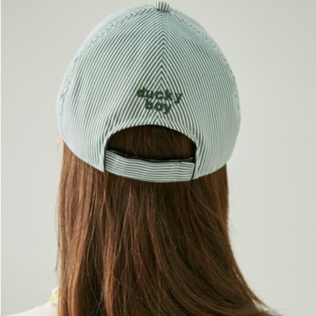 STRIPE CAP DUCKYBOY (Green)