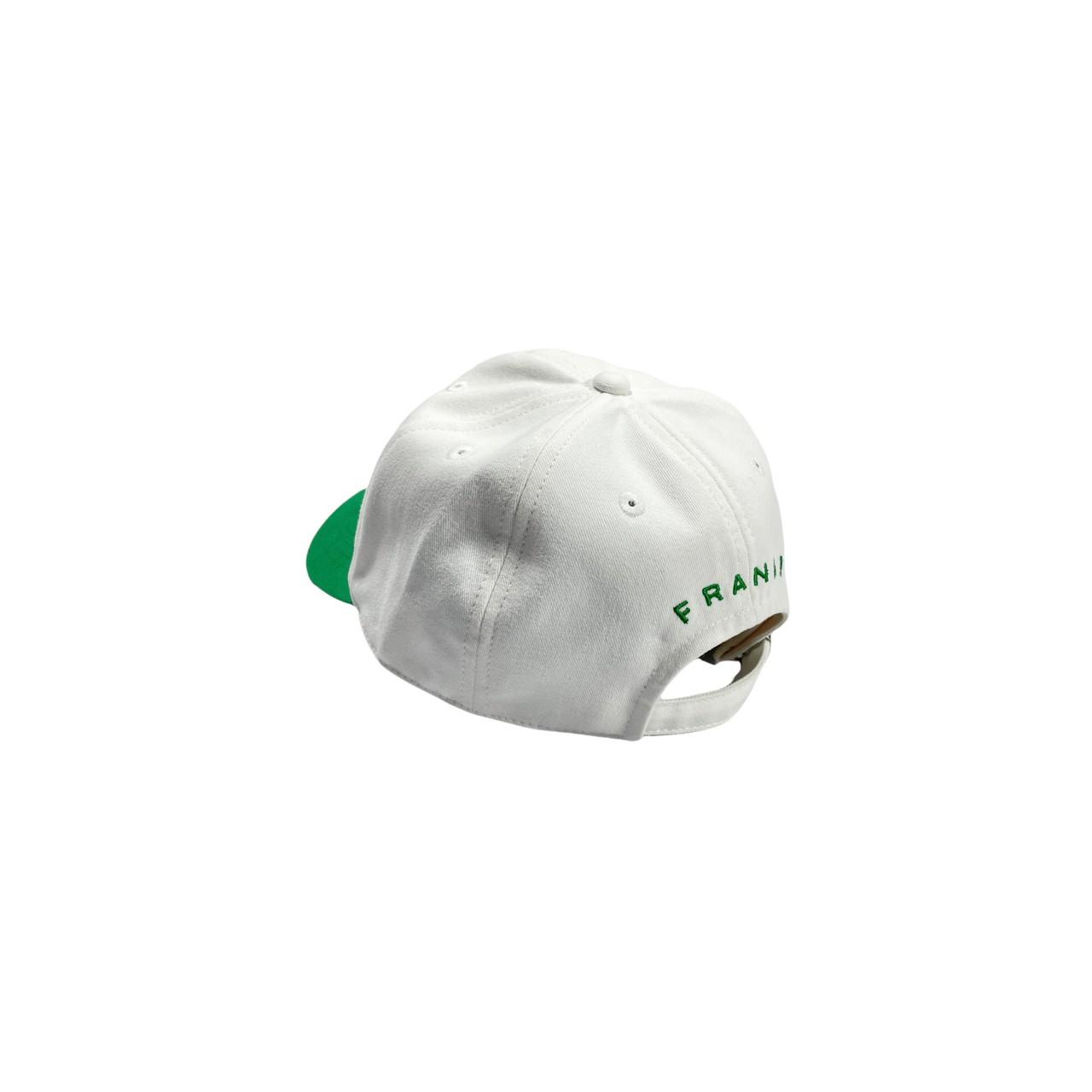 Eric two-tone cap (Green)