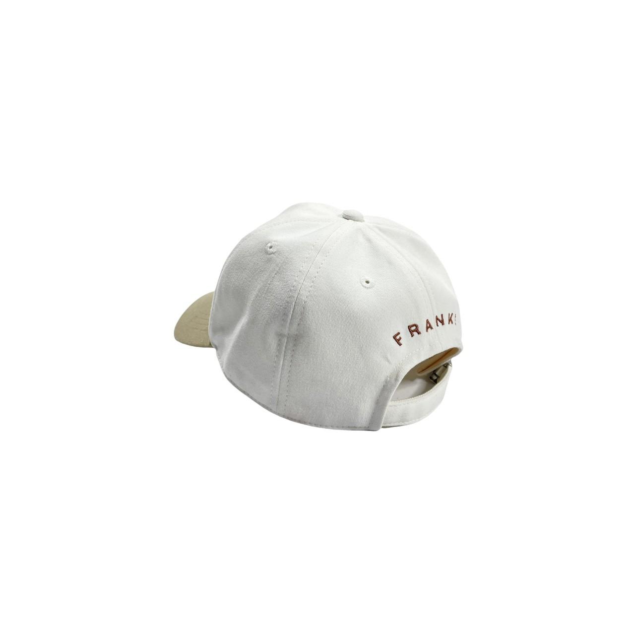 Eric two-tone cap (Beige)