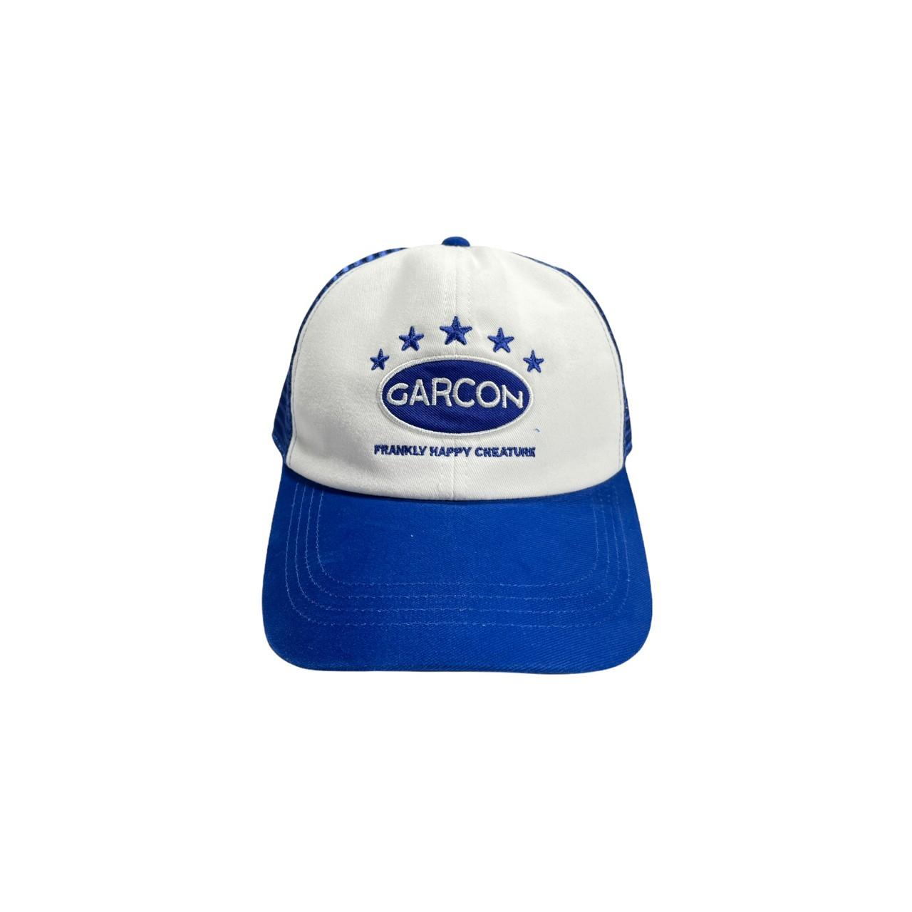 Garcon cap (Happy Creature) Blue