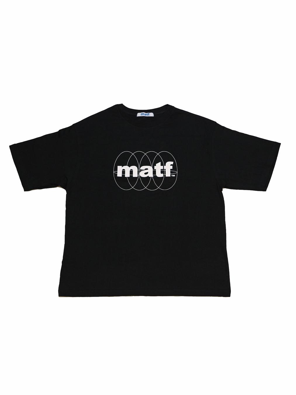 Matf Trademark *Logo* T-Shirt (Black)