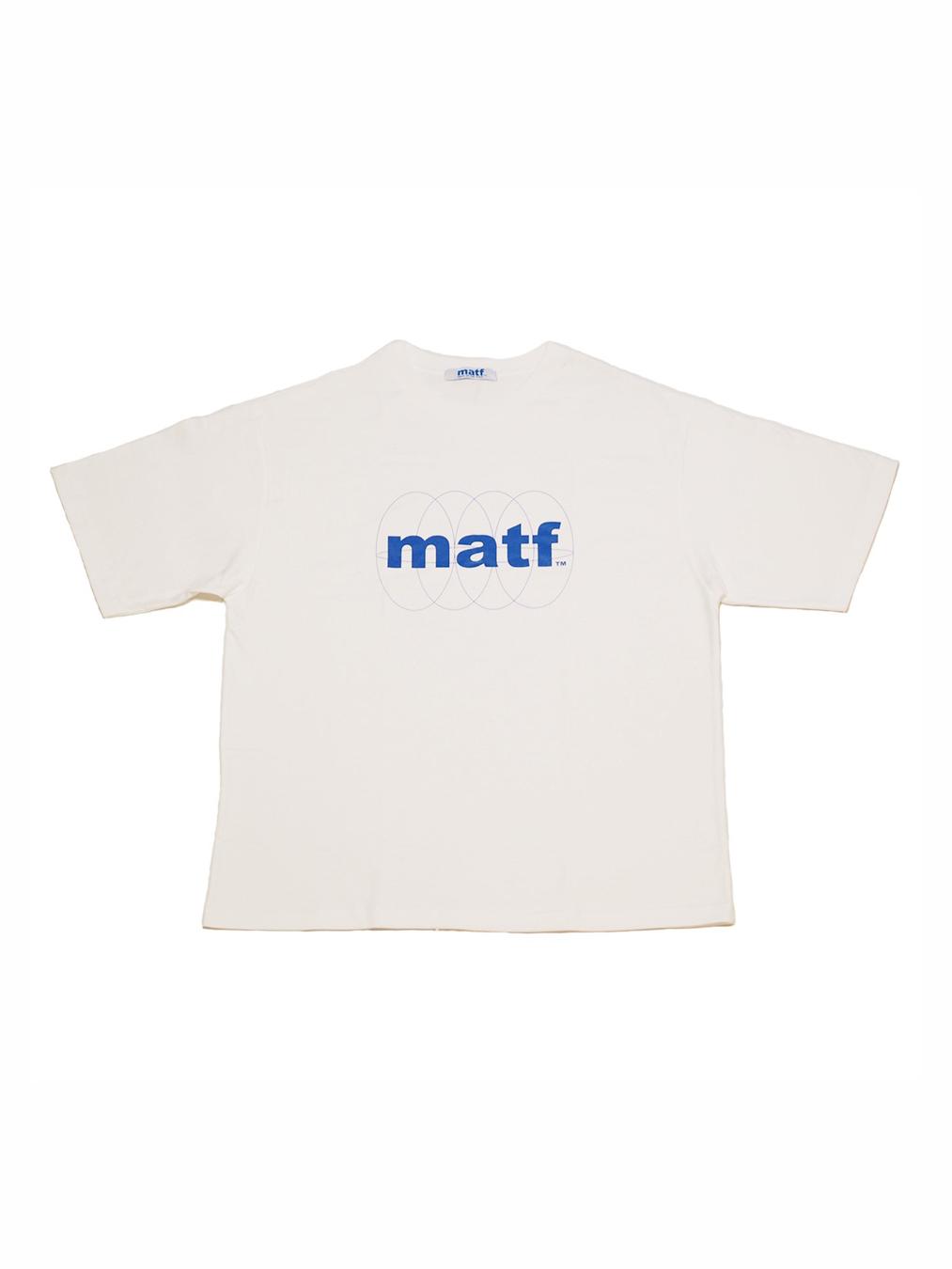 Matf Trademark *Logo* T-Shirt (White)