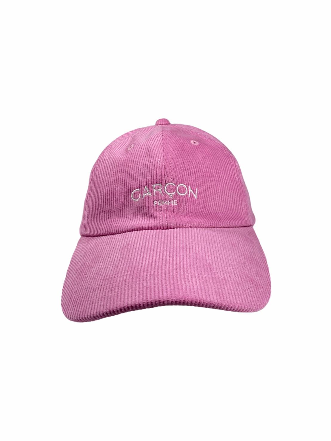 Garcon Cap - Femme (Flamingo Pink)
