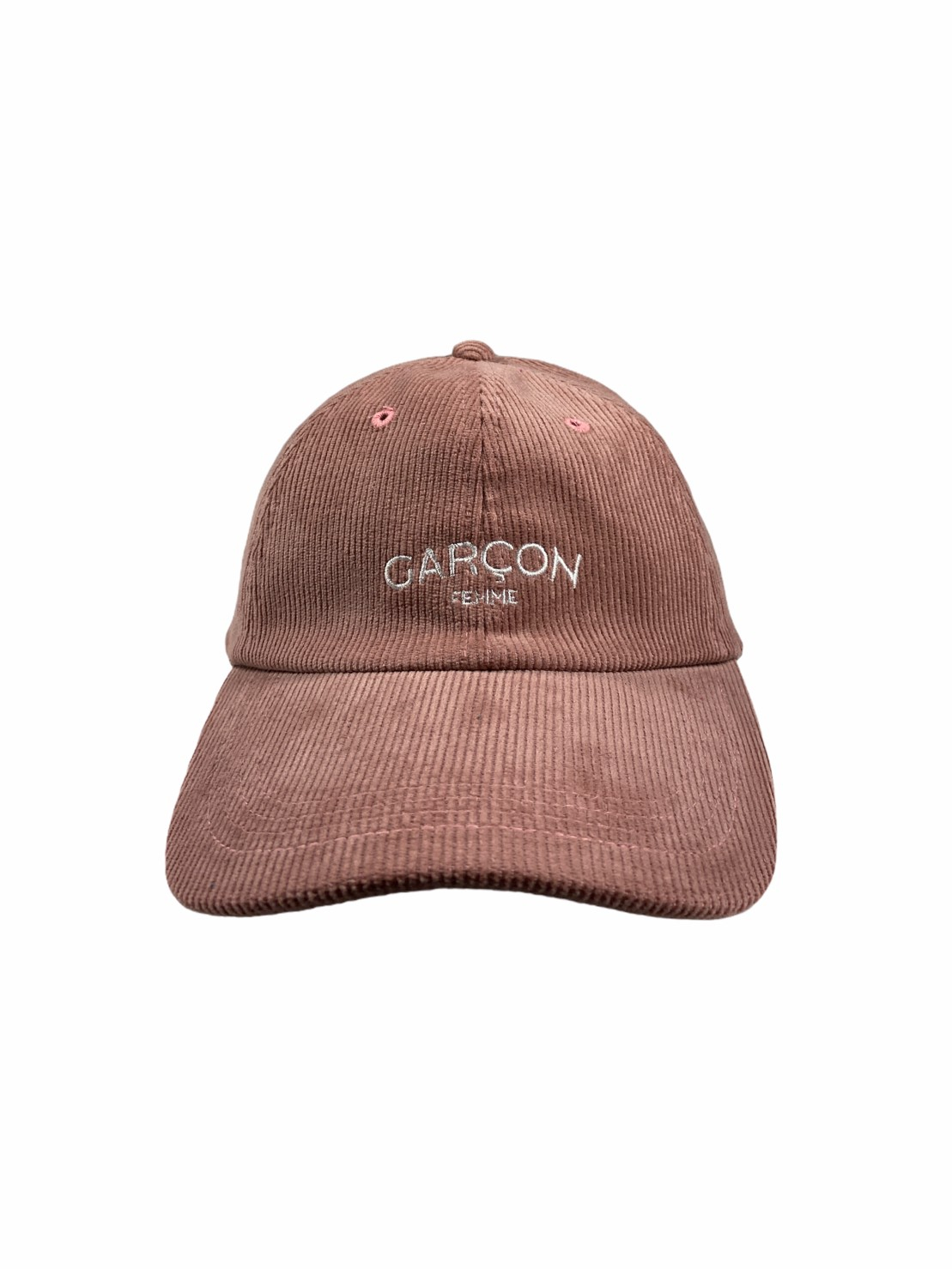 Garcon Cap - Femme (Rose Gold Pink)