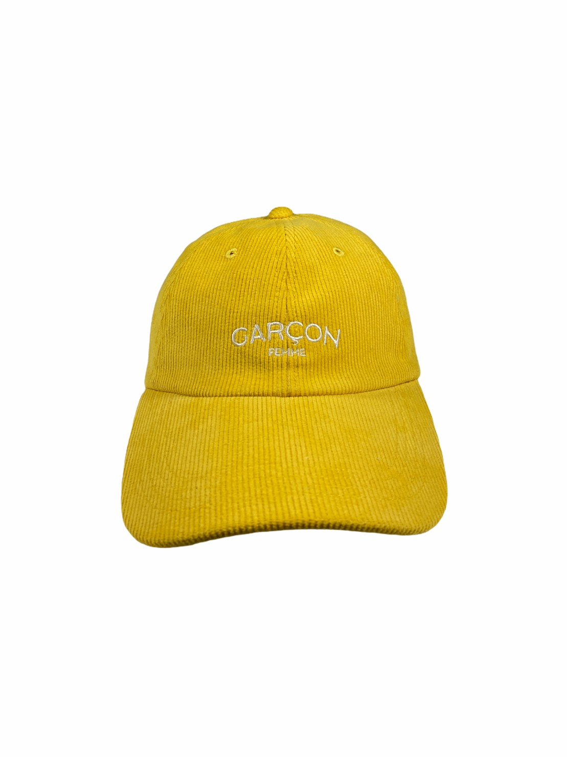 Garcon Cap - Femme (Lemon)