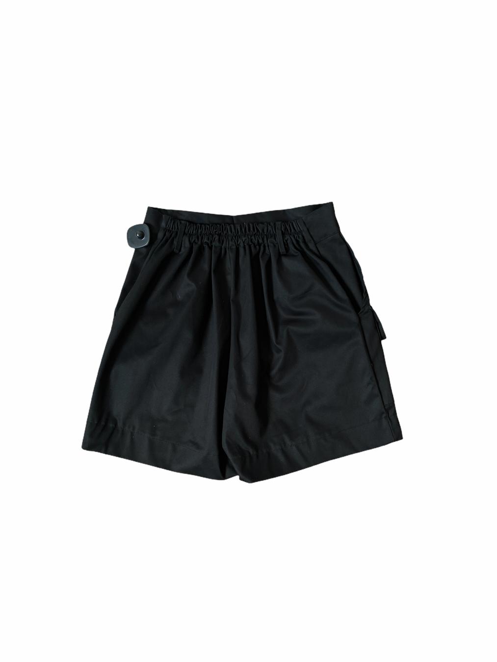 Rally Short (Black)