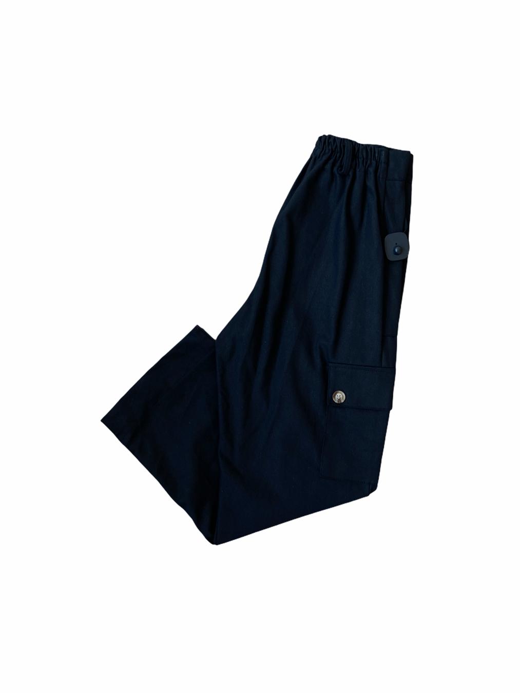 Cham Him Cargo Pants (Black)