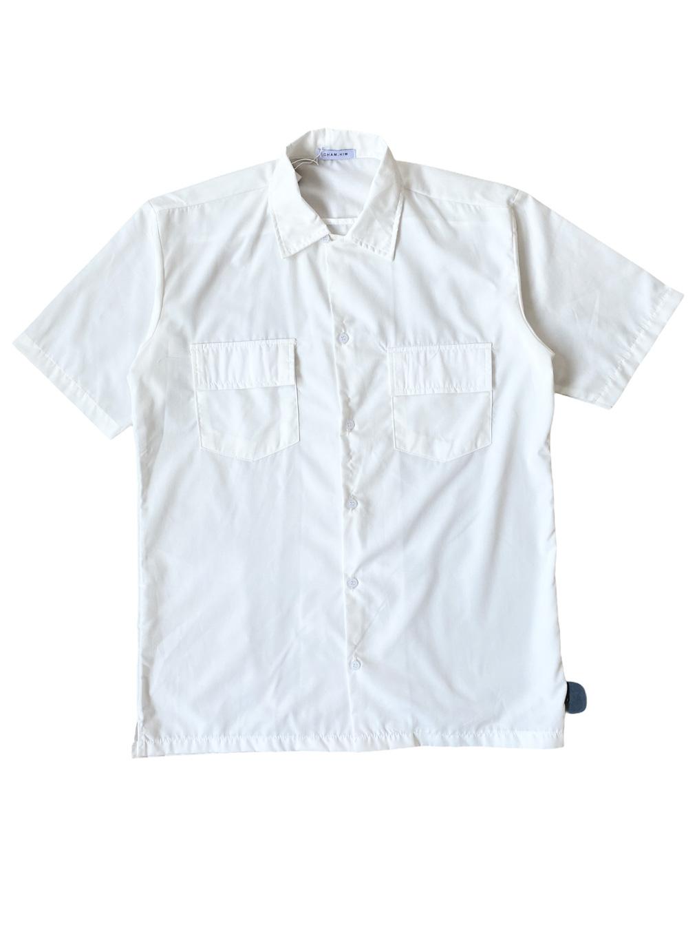 Benly Shirt  (White)