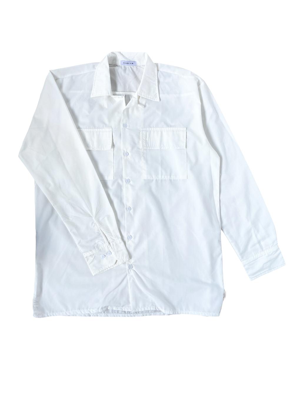 James Shirt (White)