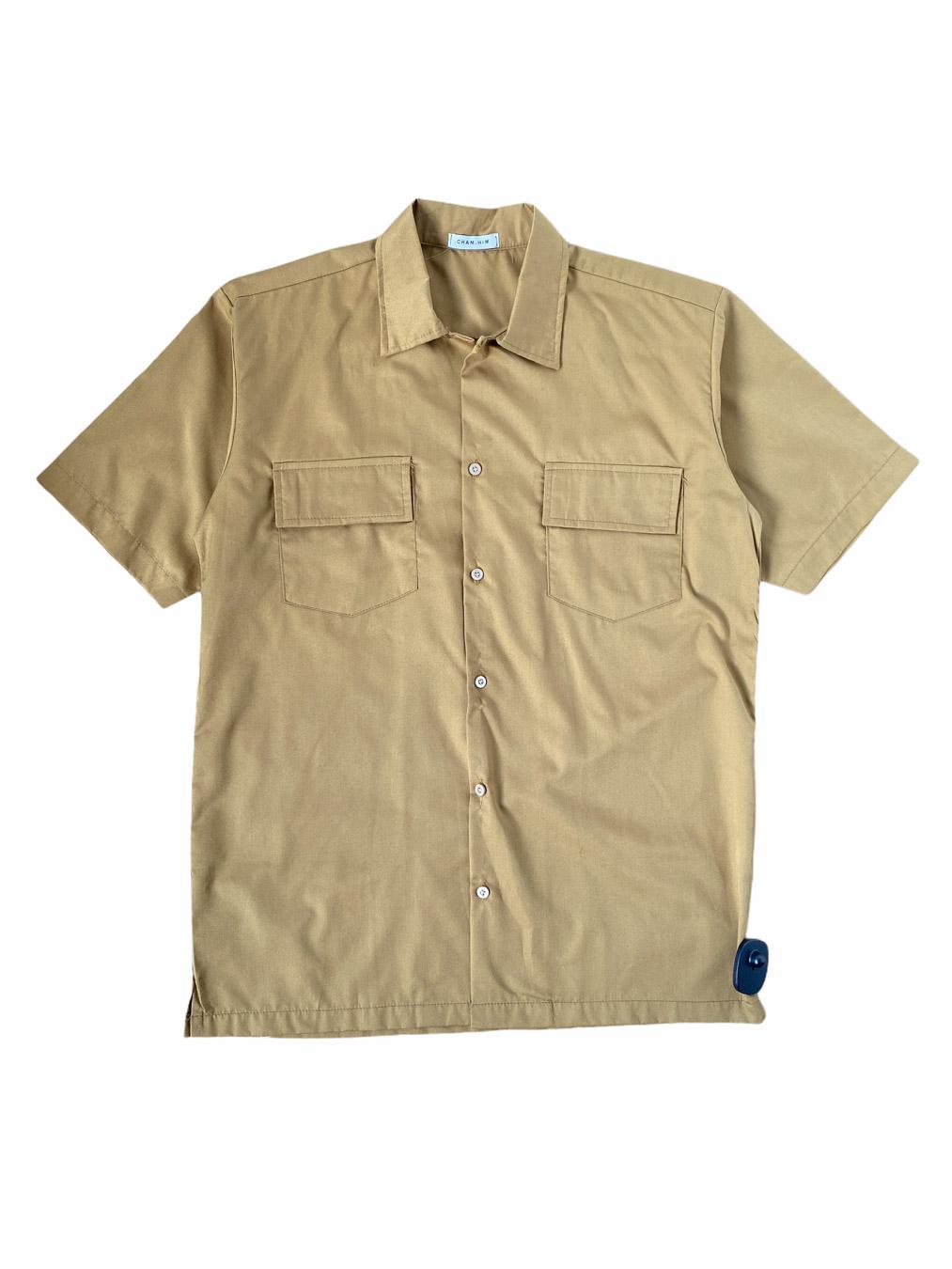 Benly Shirt  (Oak)