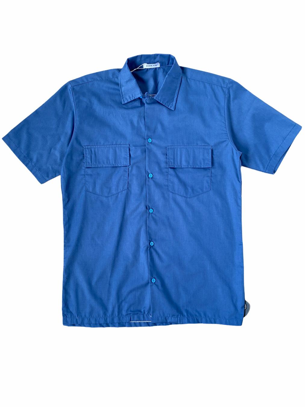 Benly Shirt  (Blue)